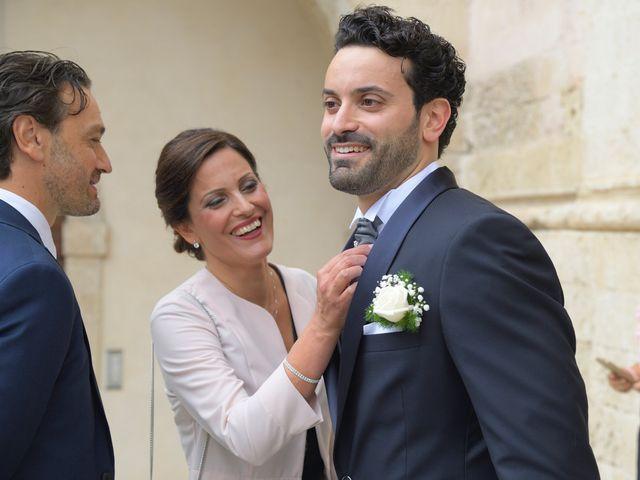 Il matrimonio di Vincenzo e Anna a Grottaglie, Taranto 16