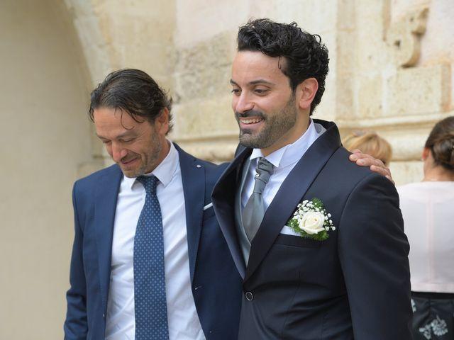 Il matrimonio di Vincenzo e Anna a Grottaglie, Taranto 17