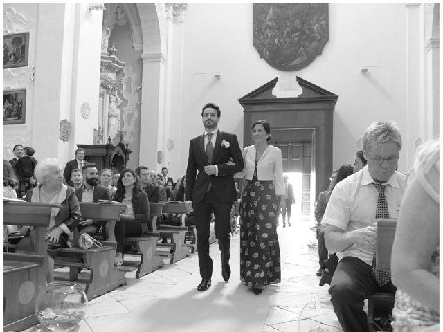 Il matrimonio di Vincenzo e Anna a Grottaglie, Taranto 21