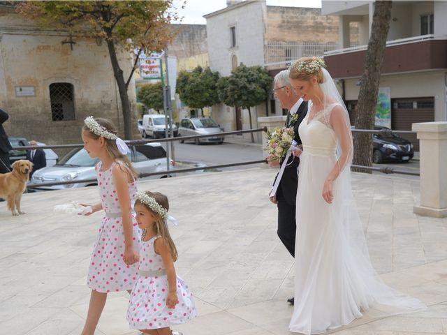 Il matrimonio di Vincenzo e Anna a Grottaglie, Taranto 26