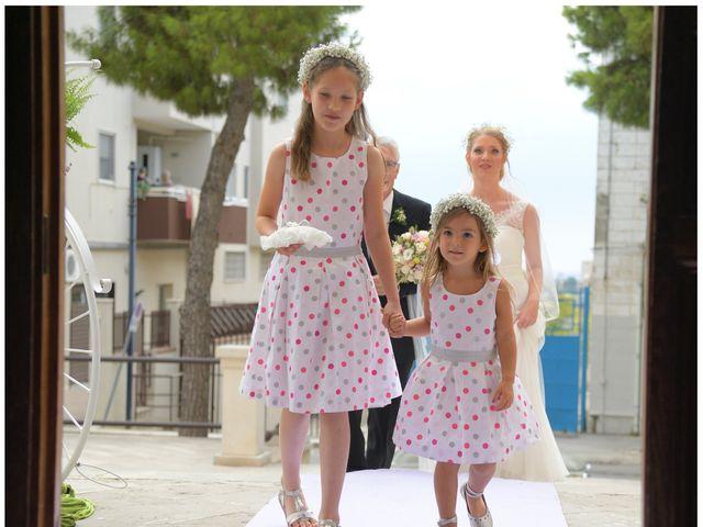 Il matrimonio di Vincenzo e Anna a Grottaglie, Taranto 27