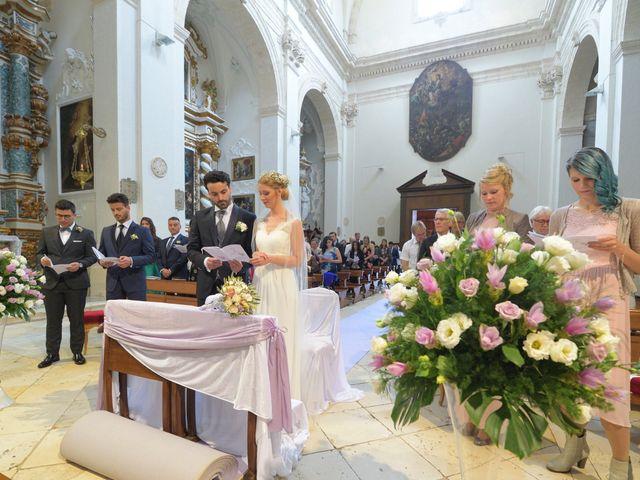 Il matrimonio di Vincenzo e Anna a Grottaglie, Taranto 30