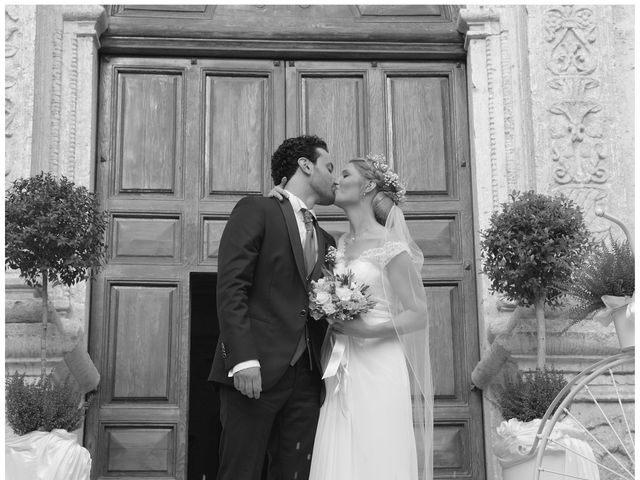 Il matrimonio di Vincenzo e Anna a Grottaglie, Taranto 34