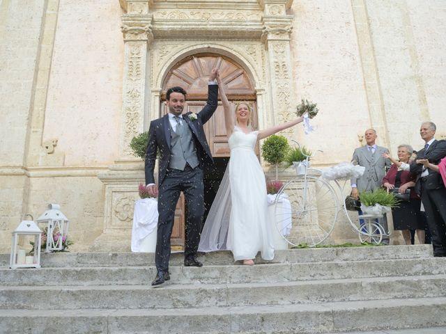 Il matrimonio di Vincenzo e Anna a Grottaglie, Taranto 36
