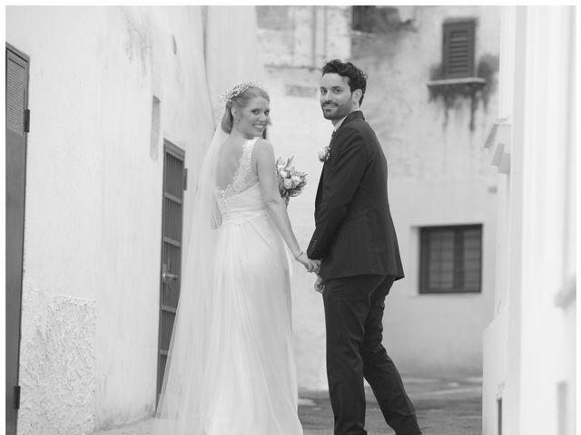 Il matrimonio di Vincenzo e Anna a Grottaglie, Taranto 48