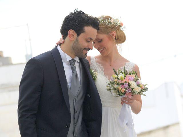 Il matrimonio di Vincenzo e Anna a Grottaglie, Taranto 49