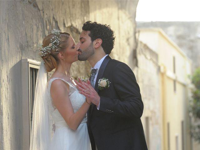 Il matrimonio di Vincenzo e Anna a Grottaglie, Taranto 50