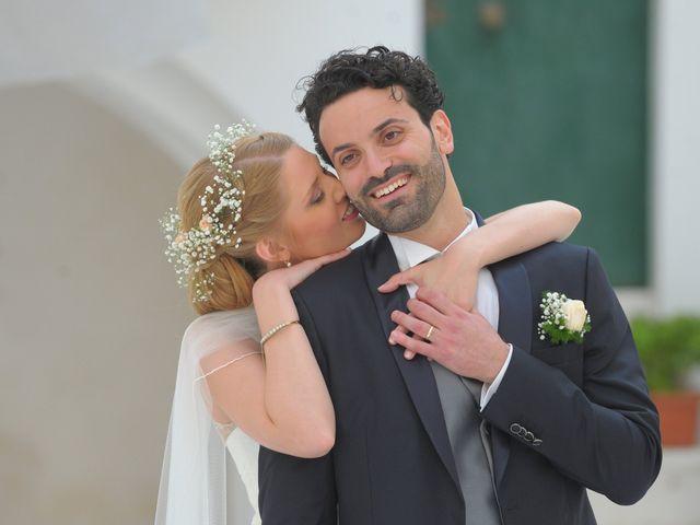 Il matrimonio di Vincenzo e Anna a Grottaglie, Taranto 1