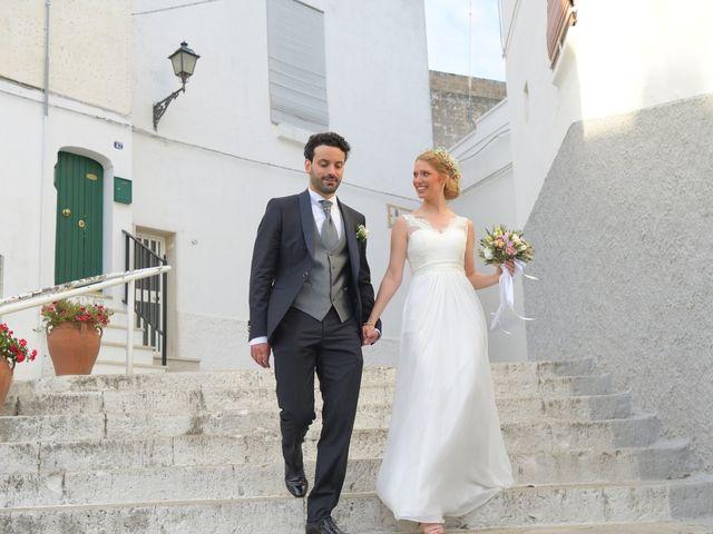 Il matrimonio di Vincenzo e Anna a Grottaglie, Taranto 51