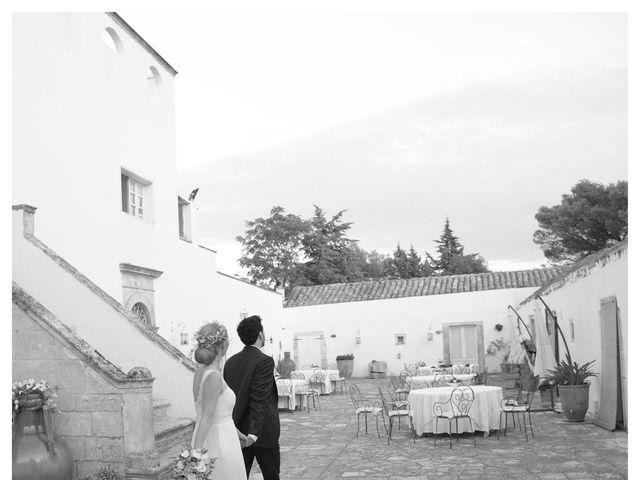 Il matrimonio di Vincenzo e Anna a Grottaglie, Taranto 55