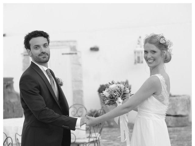 Il matrimonio di Vincenzo e Anna a Grottaglie, Taranto 56