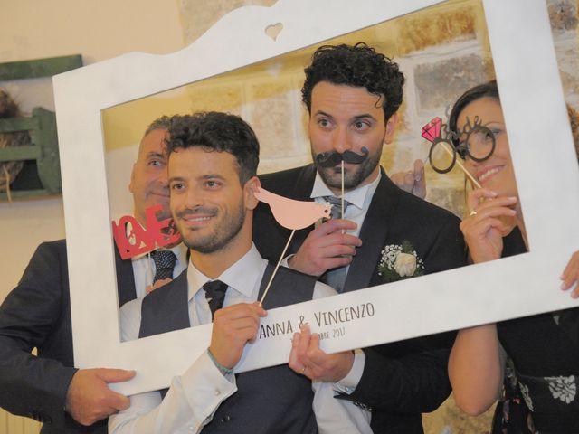 Il matrimonio di Vincenzo e Anna a Grottaglie, Taranto 78