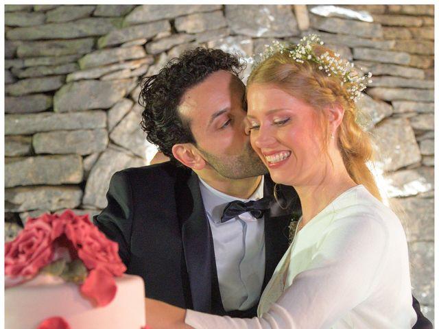 Il matrimonio di Vincenzo e Anna a Grottaglie, Taranto 84