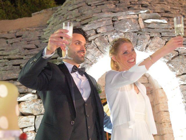 Il matrimonio di Vincenzo e Anna a Grottaglie, Taranto 85