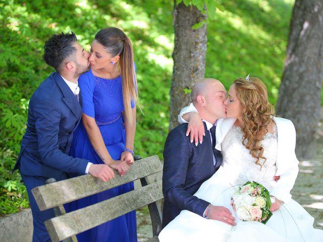 Il matrimonio di Filippo e Morena a Avellino, Avellino 23