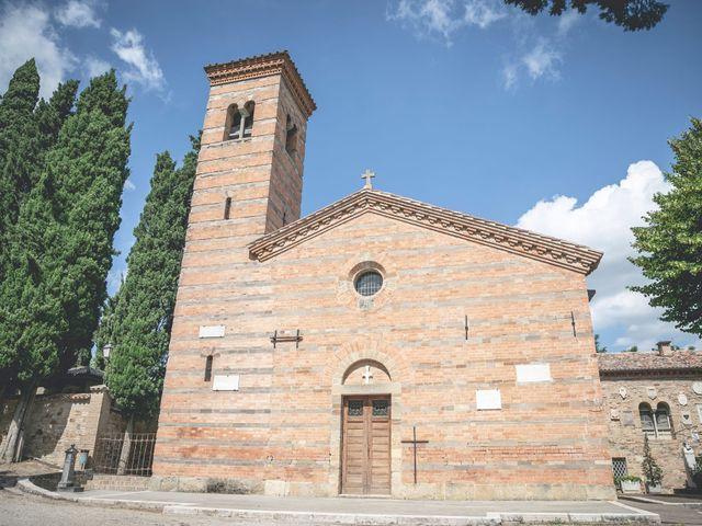 Il matrimonio di Enrico e Monia a Bertinoro, Forlì-Cesena 16