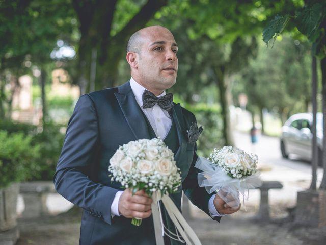 Il matrimonio di Enrico e Monia a Bertinoro, Forlì-Cesena 17