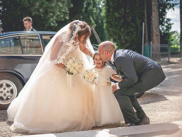 Il matrimonio di Enrico e Monia a Bertinoro, Forlì-Cesena 23