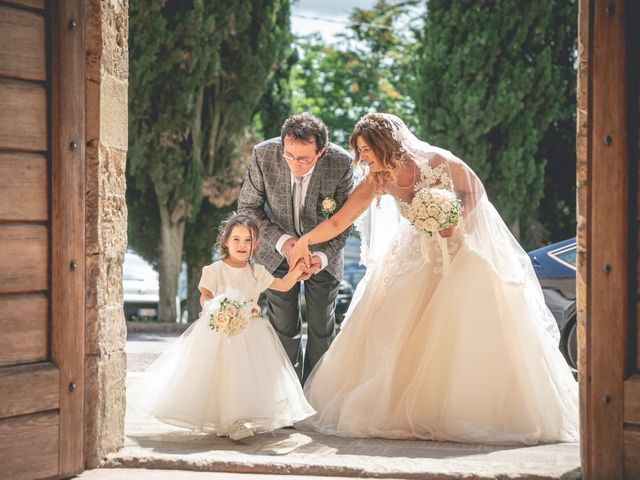 Il matrimonio di Enrico e Monia a Bertinoro, Forlì-Cesena 25