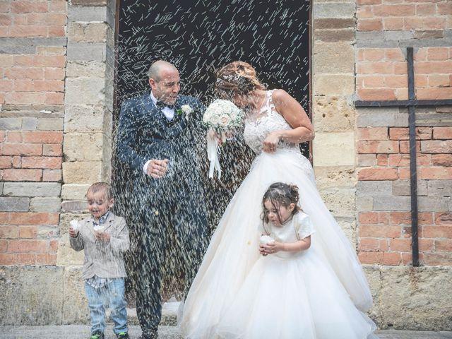 Il matrimonio di Enrico e Monia a Bertinoro, Forlì-Cesena 34