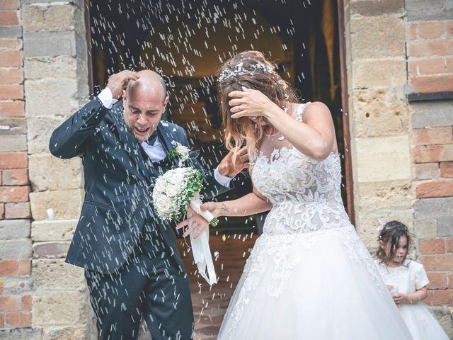 Il matrimonio di Enrico e Monia a Bertinoro, Forlì-Cesena 35