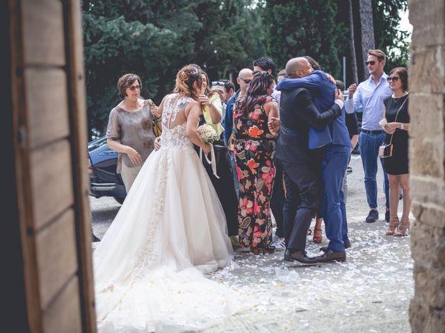 Il matrimonio di Enrico e Monia a Bertinoro, Forlì-Cesena 37