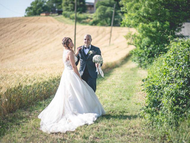 Il matrimonio di Enrico e Monia a Bertinoro, Forlì-Cesena 40