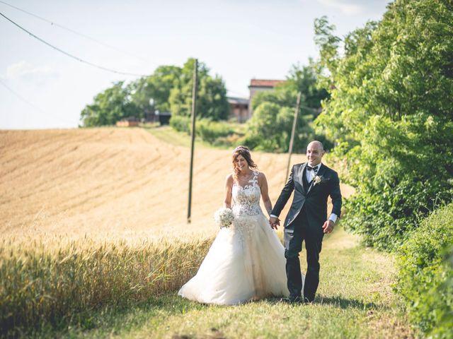 Il matrimonio di Enrico e Monia a Bertinoro, Forlì-Cesena 41