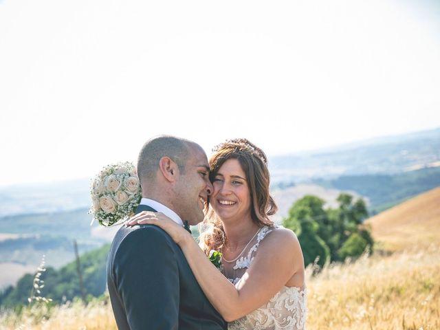 Il matrimonio di Enrico e Monia a Bertinoro, Forlì-Cesena 45