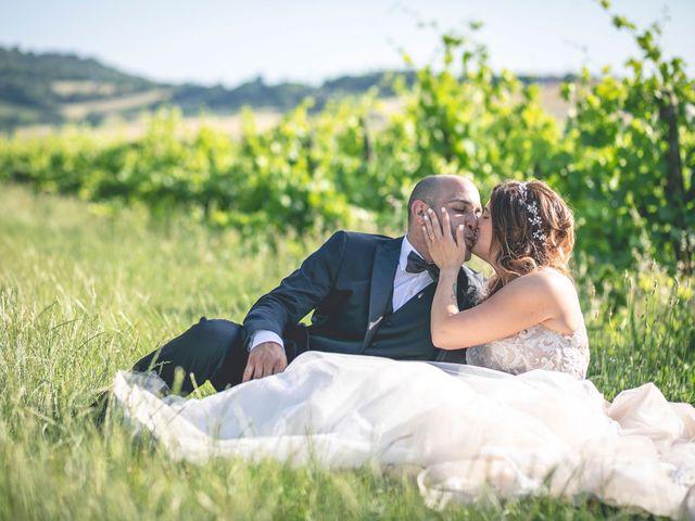 Il matrimonio di Enrico e Monia a Bertinoro, Forlì-Cesena 47