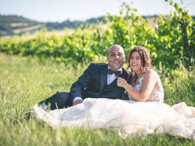 Il matrimonio di Enrico e Monia a Bertinoro, Forlì-Cesena 48
