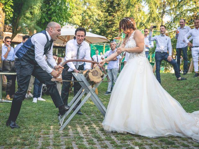 Il matrimonio di Enrico e Monia a Bertinoro, Forlì-Cesena 54