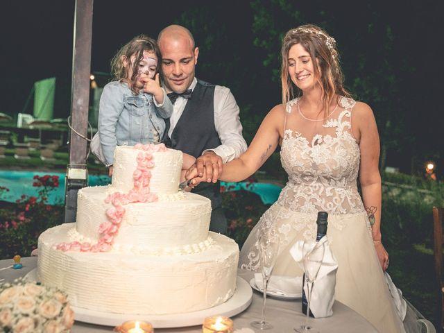 Il matrimonio di Enrico e Monia a Bertinoro, Forlì-Cesena 71
