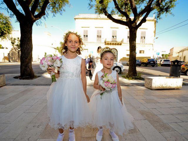 Il matrimonio di Pierluigi e Giusy a Nardò, Lecce 12