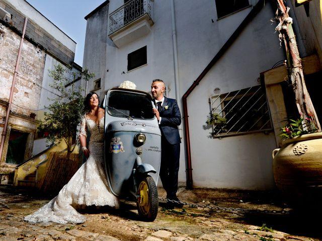 Il matrimonio di Pierluigi e Giusy a Nardò, Lecce 24