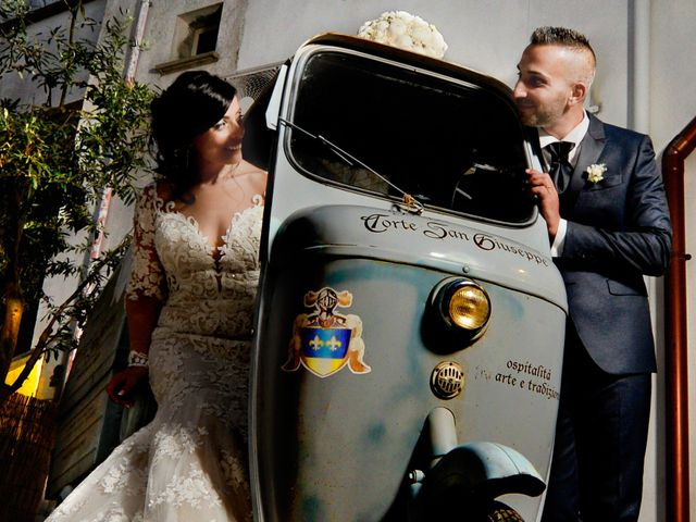 Il matrimonio di Pierluigi e Giusy a Nardò, Lecce 25