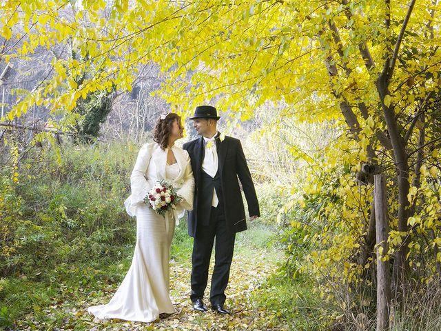 le nozze di Maria Rita e Alessandro