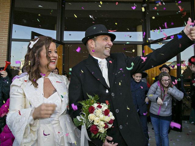 Il matrimonio di Alessandro e Maria Rita a Ascoli Piceno, Ascoli Piceno 33