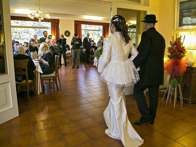 Il matrimonio di Alessandro e Maria Rita a Ascoli Piceno, Ascoli Piceno 59
