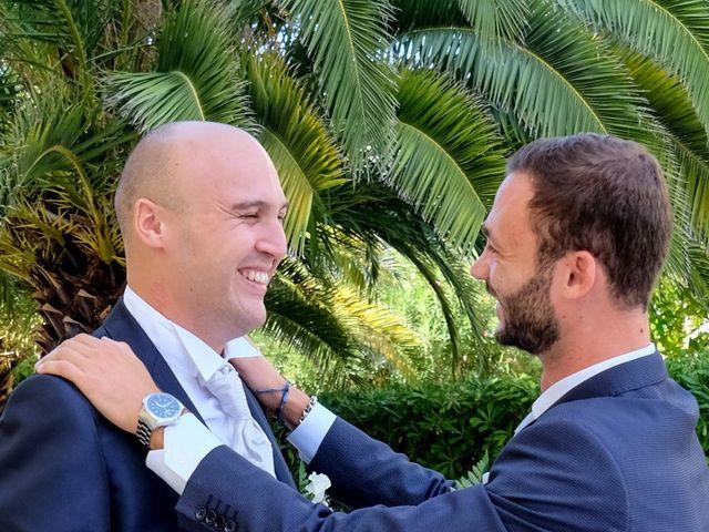 Il matrimonio di Roberto e Silvia a Fossacesia, Chieti 15