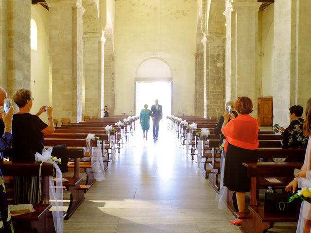 Il matrimonio di Roberto e Silvia a Fossacesia, Chieti 19
