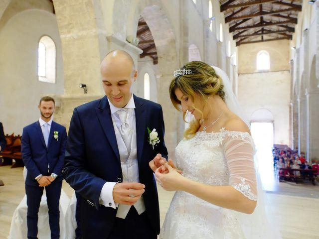 Il matrimonio di Roberto e Silvia a Fossacesia, Chieti 26