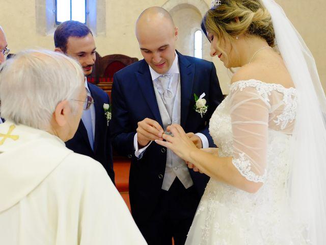 Il matrimonio di Roberto e Silvia a Fossacesia, Chieti 27