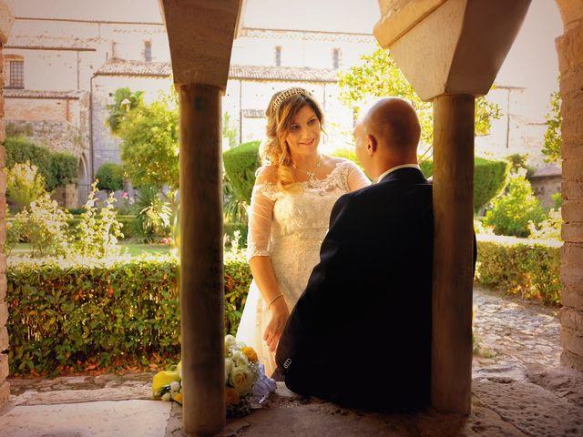 Il matrimonio di Roberto e Silvia a Fossacesia, Chieti 32