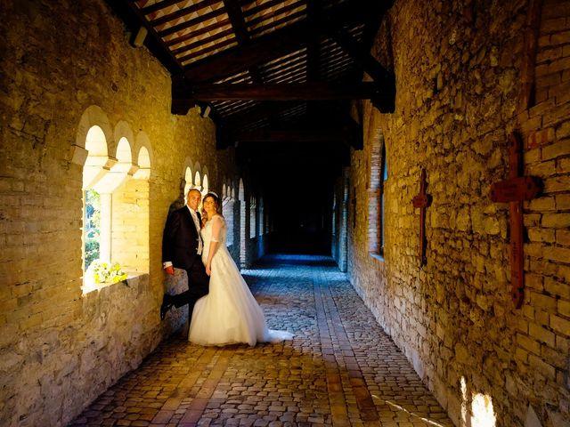 Il matrimonio di Roberto e Silvia a Fossacesia, Chieti 33