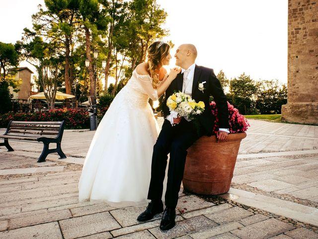 Il matrimonio di Roberto e Silvia a Fossacesia, Chieti 35