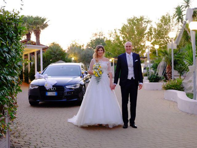 Il matrimonio di Roberto e Silvia a Fossacesia, Chieti 37