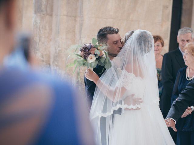 Il matrimonio di Carlo e Simona a Priverno, Latina 12