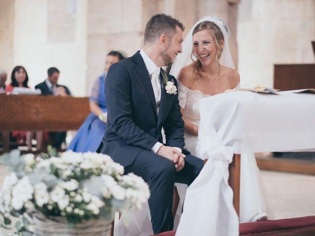Il matrimonio di Carlo e Simona a Priverno, Latina 17