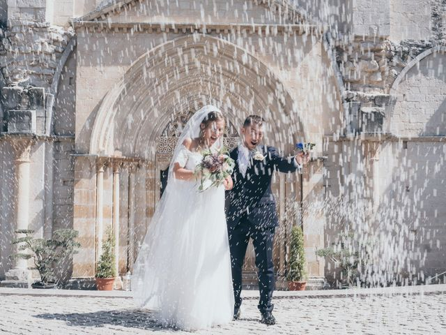 Il matrimonio di Carlo e Simona a Priverno, Latina 19